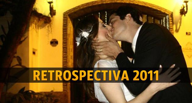 330616 casamentos que marcaram 2011 Os casamentos de celebridades mais marcantes de 2011