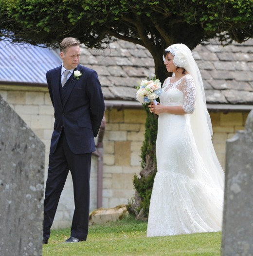 330616 lili Os casamentos de celebridades mais marcantes de 2011