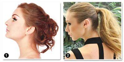 330704 penteados1 Aprenda penteados práticos para fazer em casa