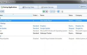 Escolha quais programas são iniciados junto do Windows