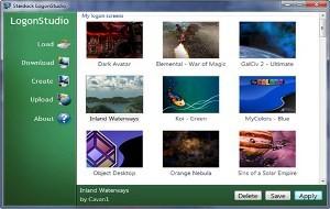 Troque a imagem de boas-vindas do seu PC