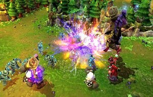 League of Legends, game multiplayer
