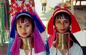 331796 mianmar Países com padrão de beleza estranho