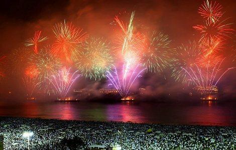 332327 Opções de destinos para festejar o ano novo Opções de destinos para festejar o Ano Novo
