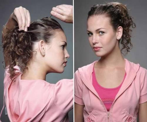 333362 rabo de cavalo Confira 10 opções de penteados para cabelos cacheados