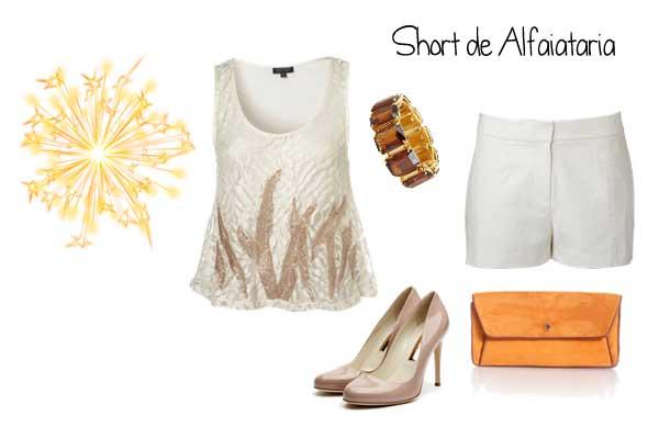 333513 alfa Looks com Shorts para o Réveillon 2012