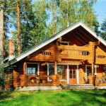333787 casas rusticas de madeira 150x150 Fachadas de madeira para casas