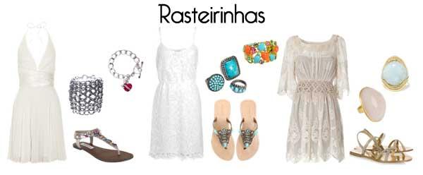334238 vestidos Réveillon: Looks com Rasteirinhas