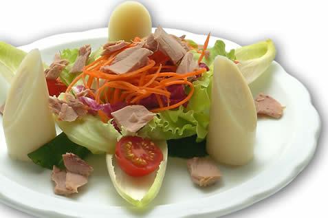 334253 salada de atum 1 Descubra como preparar uma salada de atum