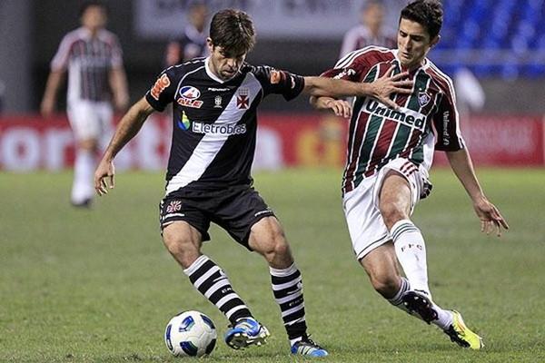 335185 vasco x fluminense Fluminense e Vasco fazem confronto direto pelo título do Brasileirão