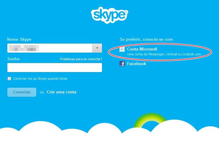 33557 login no msn com skype Criar MSN Grátis Agora