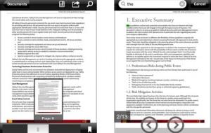 Baixe um leitor de PDF para o seu iPhone ou iPad