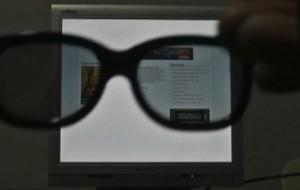 Conheça o monitor que só exibe imagens para o seu dono