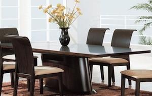 Comprar mesa de jantar em madeira