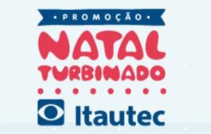 Promoção Natal Turbinado Itautec