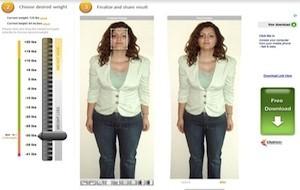 Fique com uma aparência mais magra nas fotos