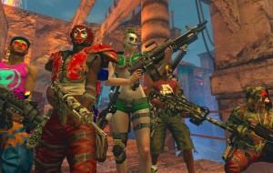 Envolva-se em uma guerra de gangues neste game online