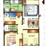 34115 Planta De Casas Com 3 Quartos 6 150x150 Planta De Casas Com 3 Quartos