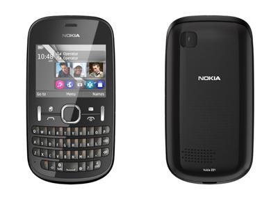 342154 nokia smartphone asha 200 1 Nokia Smartphone Asha 200, 300 Preços, Fotos, Características