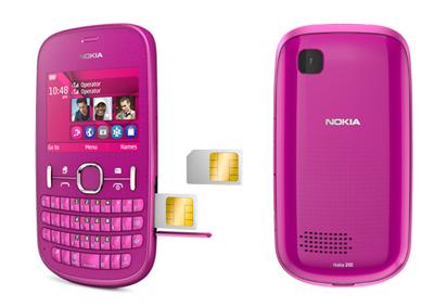 342154 nokia smartphone asha 200 Nokia Smartphone Asha 200, 300 Preços, Fotos, Características