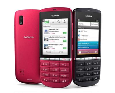 342154 nokia smartphone asha 300 Nokia Smartphone Asha 200, 300 Preços, Fotos, Características