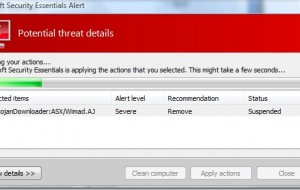 Baixe a nova versão do Microsoft Security Essentials