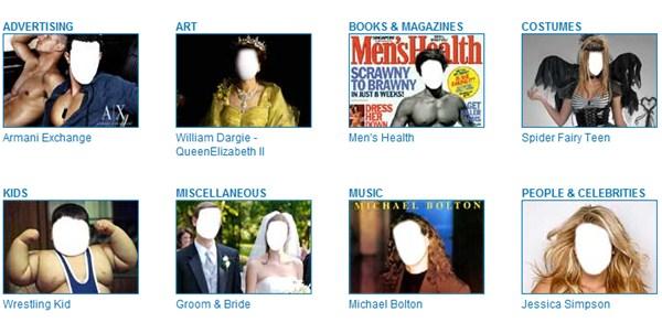342280 FaceinaHoleim1 Crie montagens engraçadas com as suas fotos