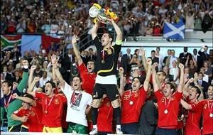Euro-2012 terá grupo da morte com Holanda, Dinamarca, Alemanha e Portugal