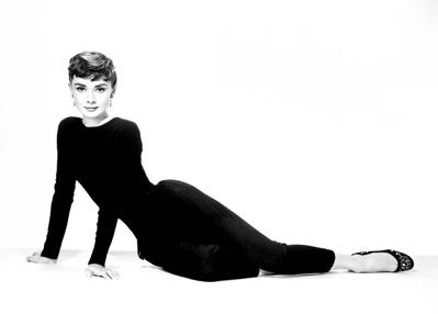 342777 Audrey Hepburn bellerina Famosas de Sapatilhas: Dicas e Looks