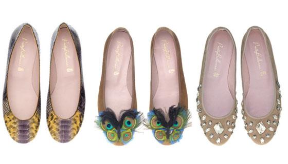 342777 Pretty Ballerinas Flats 2 Famosas de Sapatilhas: Dicas e Looks