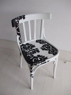 343770 Ideias criativas para customizar cadeiras 1 Ideias criativas para customizar cadeiras