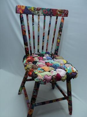 343770 Ideias criativas para customizar cadeiras 3 Ideias criativas para customizar cadeiras