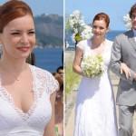 343977 ac5bepadvu3tozi5b20j151o7zj7r 150x150 Vestidos de noiva das novelas