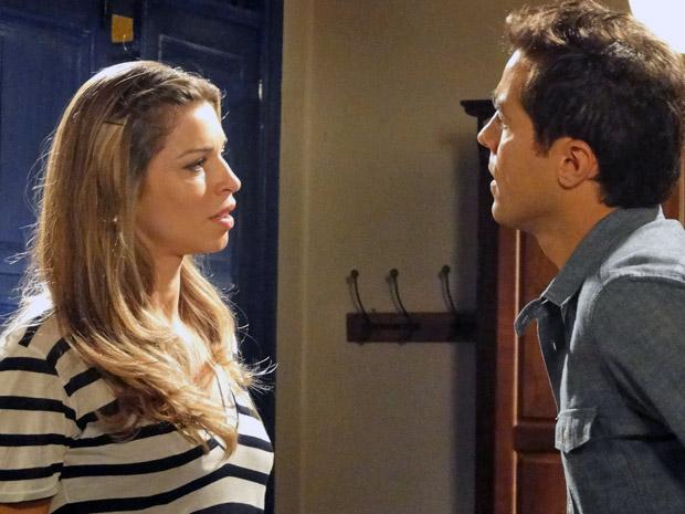 344095 lucena vicente Aquele Beijo: Vicente pensa em cancelar o casamento com Lucena