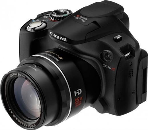 344186 canon powershot sx30is 01 Câmeras digitais Canon semi profissional   onde comprar