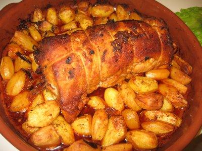 344864 lombo de porco com ameixas e presunto Conheça os benefícios da carne de porco para saúde