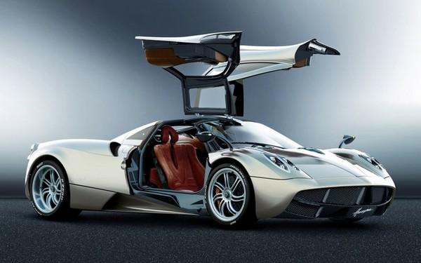 345440 pagani Conheça os 10 carros mais luxuosos do mundo