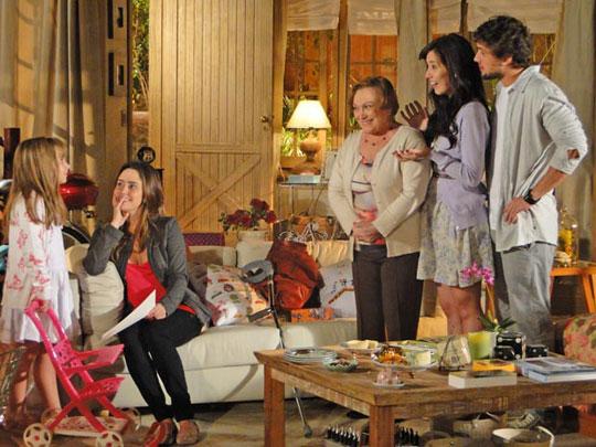 345452 a vida da gente 1 540px A Vida da Gente: Ana visita a casa de Manu e Rodrigo