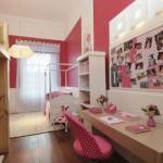 345635 21 casa cor campinas quarto meninas 150x150 Decoração para quartos de adolescente   fotos