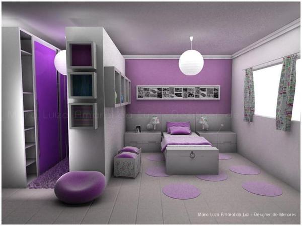 345635 Decoracao Decoração para quartos de adolescente   fotos