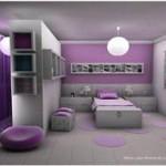 345635 aDecoracao 150x150 Decoração para quartos de adolescente   fotos