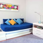 345635 quarto3 thumb 150x150 Decoração para quartos de adolescente   fotos