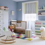 345783 decoracao quarto de bebe colorido azul 150x150 Decoração para quartos de bebê   fotos