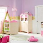 345783 quarto bebe menina 150x150 Decoração para quartos de bebê   fotos