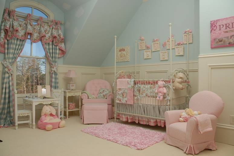 de decoracao para o quarto de bebe 21 Decoração para quartos de