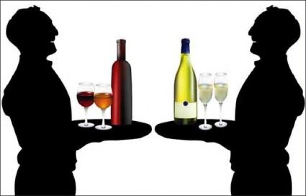 345827 garcom bebidas 415075 Empregos para quem fala inglês fluente