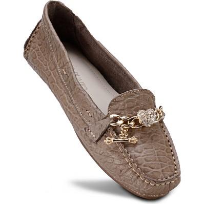 346258 sapato mocassim feminino 4 Como combinar roupa e sapato