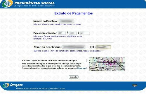 34634 Consulta Benefício Previdência Social 00001 Consulta Benefício Previdência Social