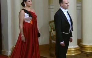 Mulher do fundador da Rovio vai à festa vestida de Angry Birds