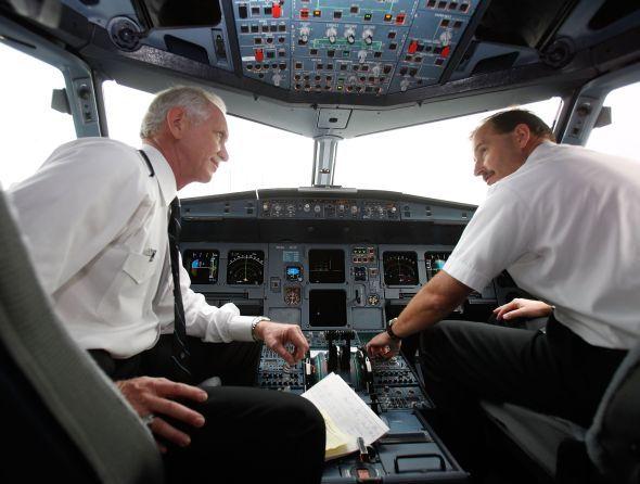 348237 piloto aviao Conheça 7 profissões de risco